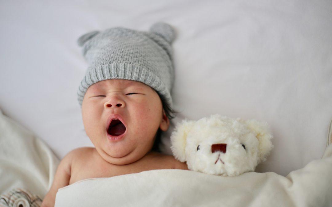 Wie schlafen Babys